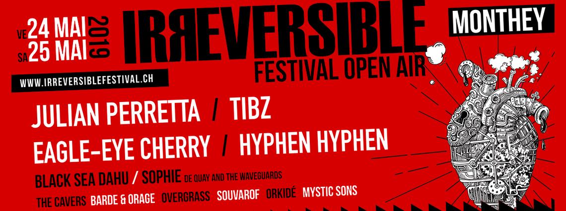 Retour sur la 3ème édition de l'Irréversible Festival