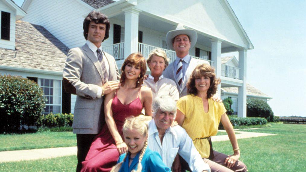 24 janvier 1981, la série Dallas arrive sur TF1