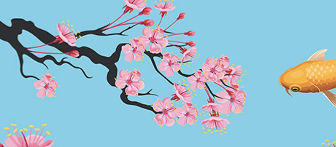 Daishizen, l'art japonais de ressentir la nature aux éditions Jouvence