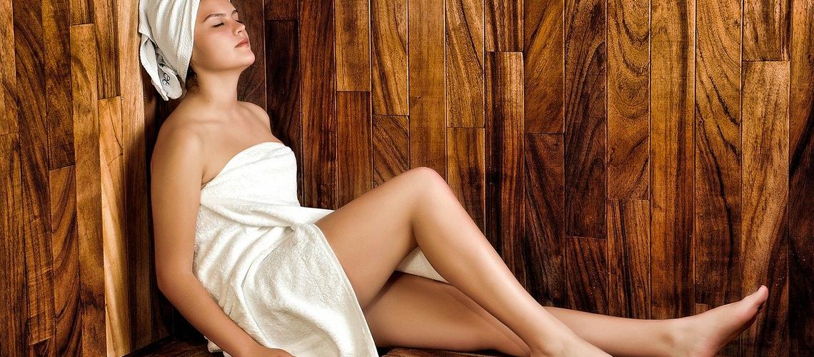 Le sauna c'est bien !