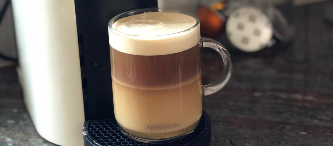 Nespresso Vertuo, une autre façon de savourer son café