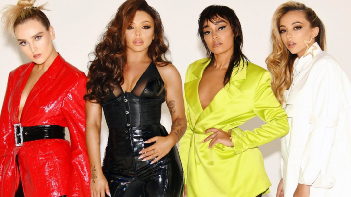 Nouveau single pour les Little Mix, break up song