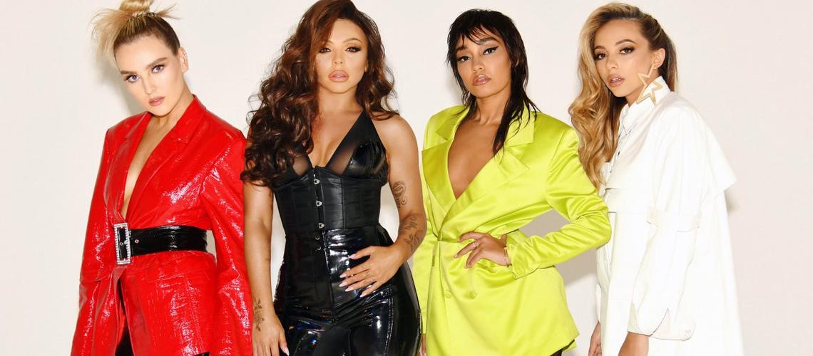 Nouveau single pour les Little Mix, break up song
