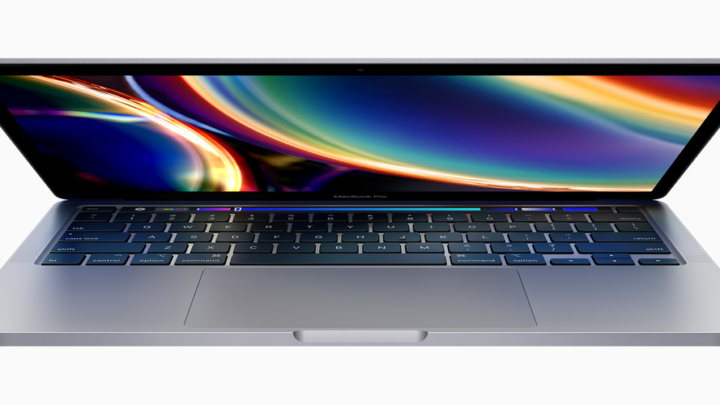 Apple met à jour son MacBook Pro 13 pouces
