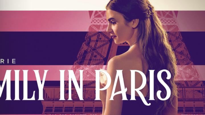 EMILY IN PARIS UNE SERIE QUI FAIT DU BIEN !