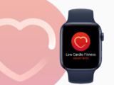 Les notifications de santé cardiovasculaire sont disponibles dès aujourd'hui sur l'Apple Watch