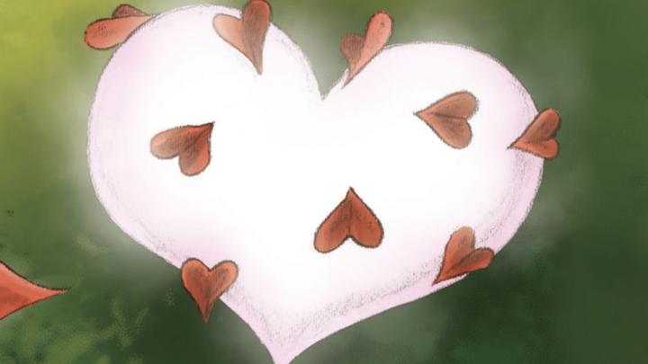La puissance du coeur, un oracle de Françoise Clerc pour s'aimer, un peu, passionnément, à la folie !
