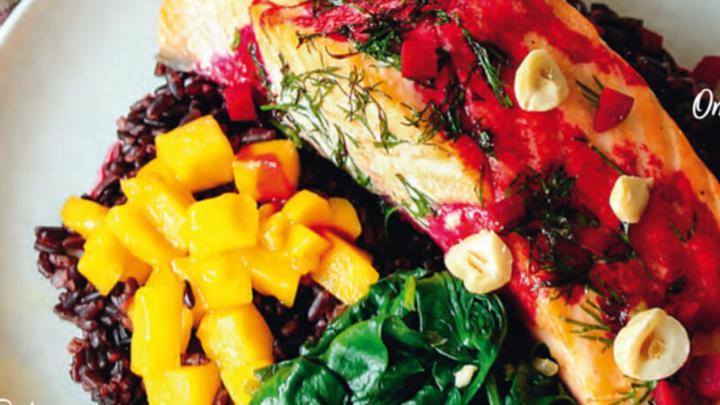 Manger bien associé, des recettes bien inspirées pour allier les aliments